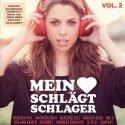 CD Mein Herz schlägt Schlager Volume 2 veröffentlicht