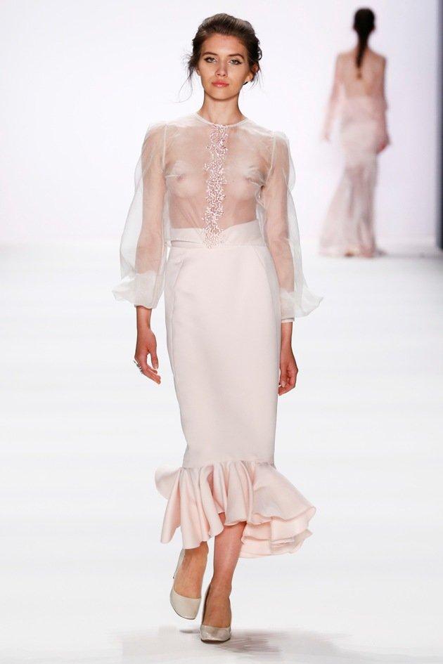Edle Mode Sommer 2017 von Lana Mueller zur Fashion Week Berlin Juli 2016 - 11