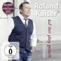 """Roland Kaiser Kaisermania-Edition """"Auf den Kopf gestellt"""" mit DVD"""