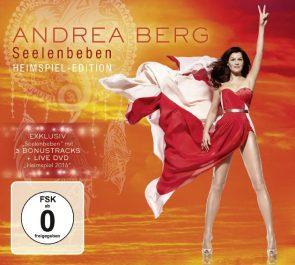 Heimspiel 2016 - Andrea Berg CD, DVD und Fan-Box