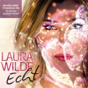 Laura Wilde veröffentlicht ihre neue Schlager-CD Echt