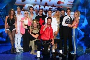TV-Show Dance Dance Dance verkürzt die Wartezeit im Herbst 2016