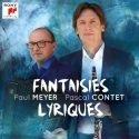 Zwischen Klassik und Tango CD Fantaisies Lyriques