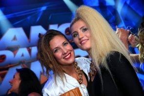 Ausgeschieden bei Dance Dance Dance 9.9.2016 - Dana und Luna Schweiger