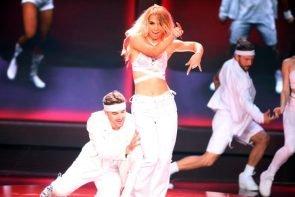 Dance Dance Dance Aneta zurück am 30.9.2016 im Halbfinale