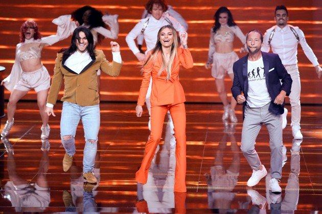 Die Dance Dance Dance - Jury am 16.9.2016