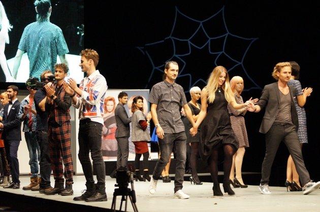 Präsentation Frisurentrends Damen Herbst 2016 Winter 2017 - Christoph Schildmann, Anna Eismann, Jan Wagner