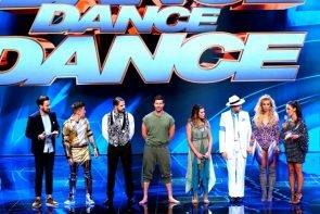 Dance Dance Dance 30.9.2016 - Wer ist im Finale, wer ausgeschieden