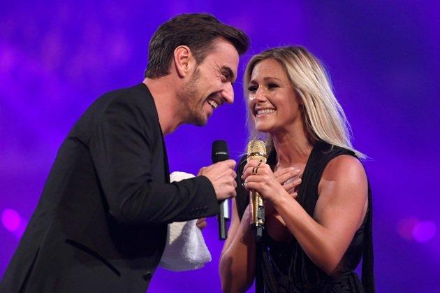 Helene Fischer und Florian Silbereisen Schlagerboom 2016