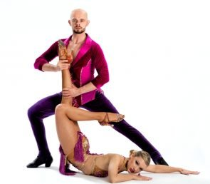 Kamil Kaminski - Nathalie Metzdorf - Deutsche Salsa Meisterschaft 2016