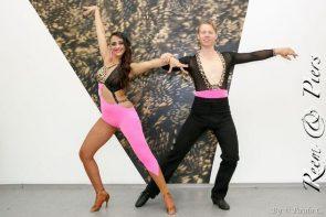 Piers und Reem - Deutsche Salsa Meisterschaft 2016