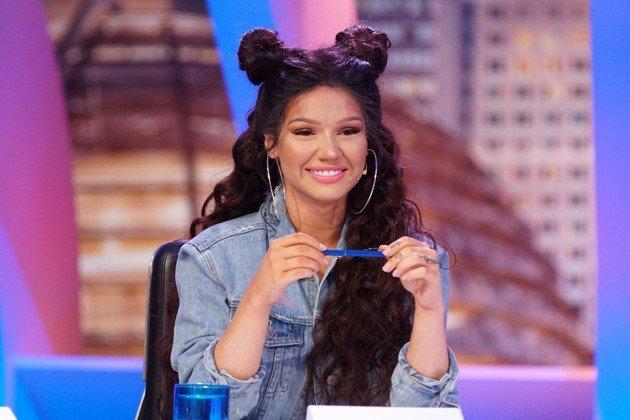 Shirin David mit neuer Frisur