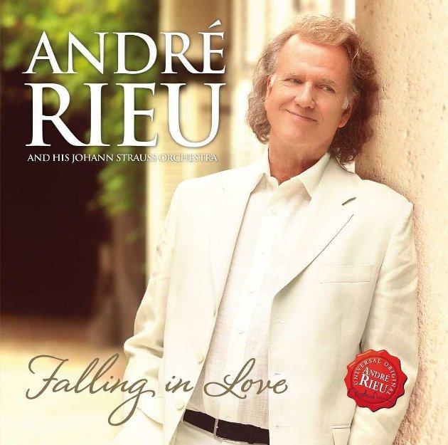Andre Rieu - neues Album Falling in love