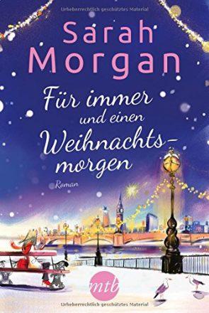 """Buch """"Für immer und einen Weihnachtsmorgen"""" von Sarah Morgan"""