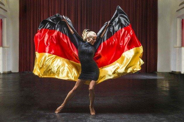 Deutschland tanzt beginnt am 12. November 2016 - Ekaterina Kalugina