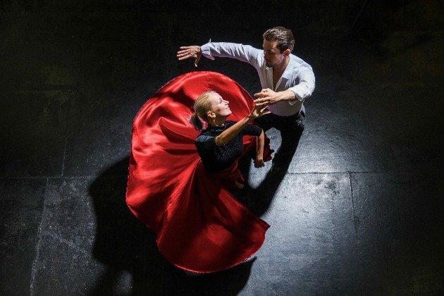 Deutschland tanzt - Tänzer Dmitry Barov - Ekaterina Kalugina