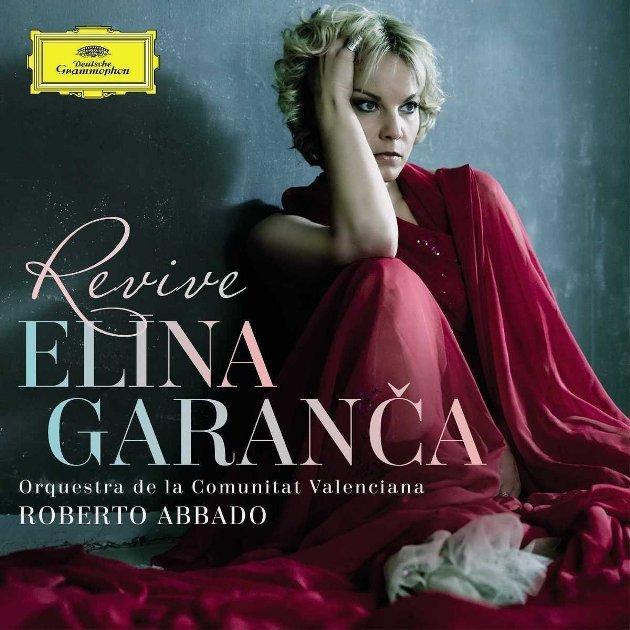 Elina Garanca neues Album Revive