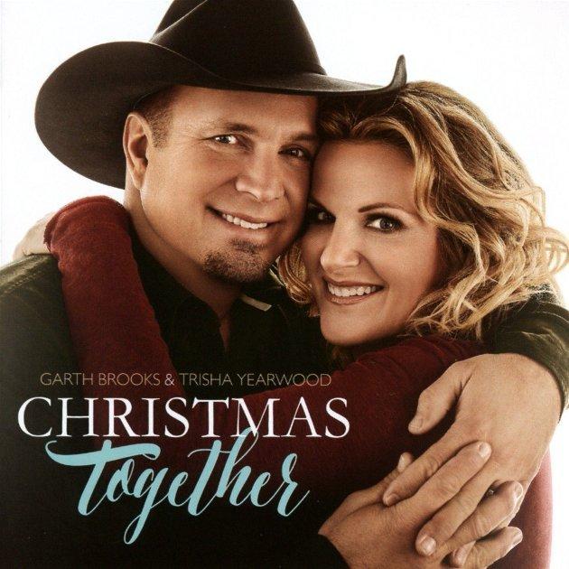 Garth Brooks - Trisha Yearwood - CD Chrristmas Together