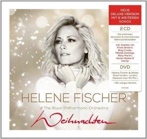 Helene Fischer - Neue Version vom Weihnachta-Album