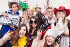 Partys 11.11.2016 Berlin zur Eröffnung Karneval 2016