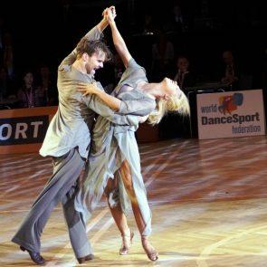 WDSF WM Showdance Latin 2016 - Vadim Garbuzov - Kathrin Menzinger - AOC 2016