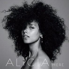 Alicia Keys Album Here -CD-Kritik