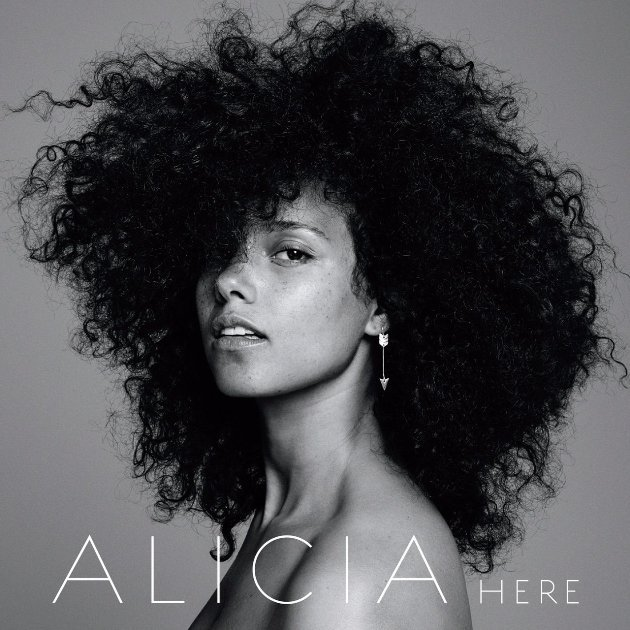 Alicia Keys Album Here -CD-Kritik