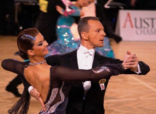 Anatoliy Novoselov – Tasja Novoselov-Schulz Tanzsport Highlights 2016-12