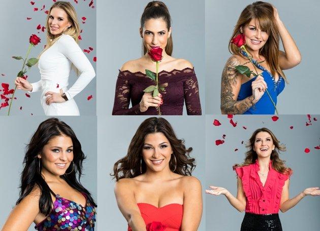 Bachelor 2017 Alle Bachelor-Kandidatinnen von A-Z - hier Anna, Clea-Lacy, Fabienne, Julia, Inci und Viola