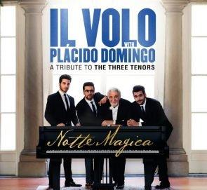 Il Volo Klassik-CD Notta Magica