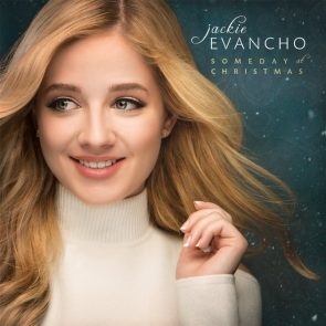 Jackie Evancho Modernes Klassik-Weihnachts-Album Someday at Christmas