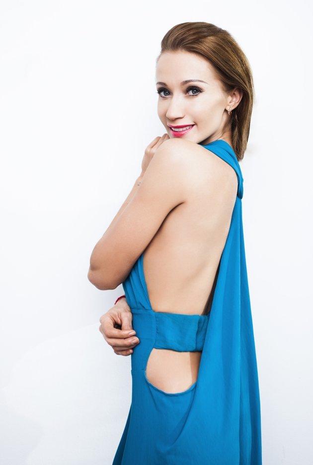 Karina Sarkissova Jury Dancing Stars 2017