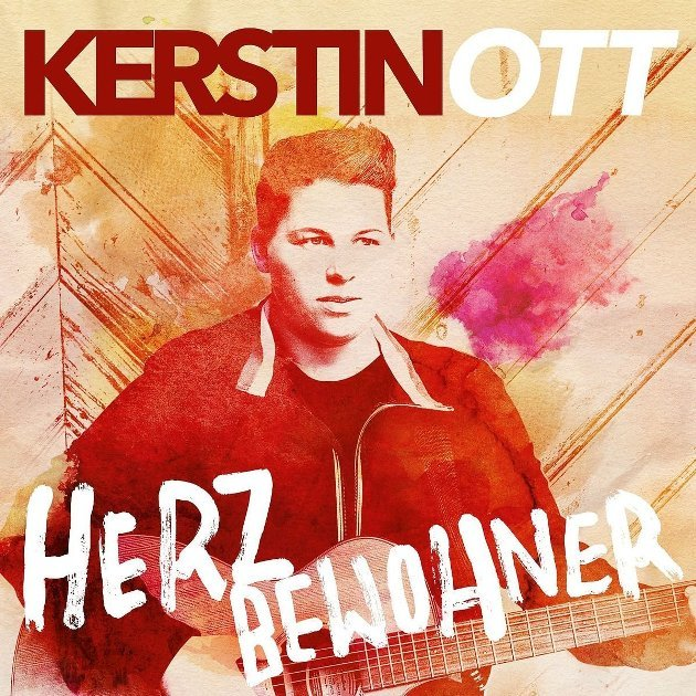 Kerstin Ott Debüt-Album Herzbewohner