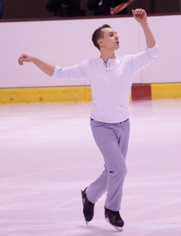 Peter Liebers zur Deutschen Meisterschaft Eiskunstlauf 2017
