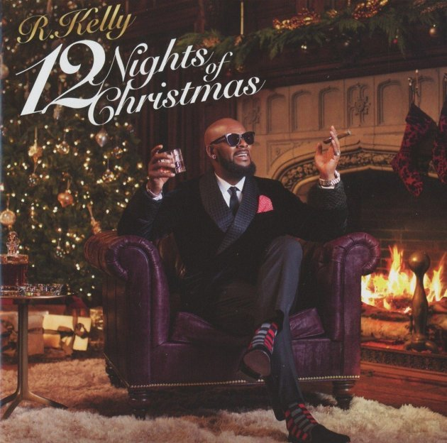 R. Kelly Funk & Soul Weihnachts-CD 12 Nights of Christmas