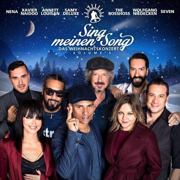 Sing meinen Song 2016 Weihnachts-CD und Weihnachts-Konzert
