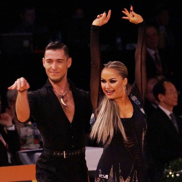 Timur Imametdinov – Nina Bezzubova - Tanzsport Highlights 2016-12