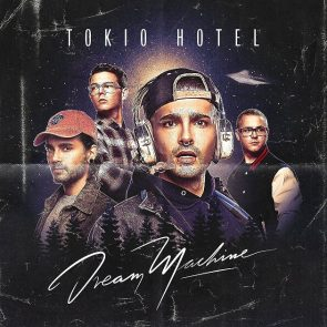 Tokio Hotel - Neues Album Dream Machine