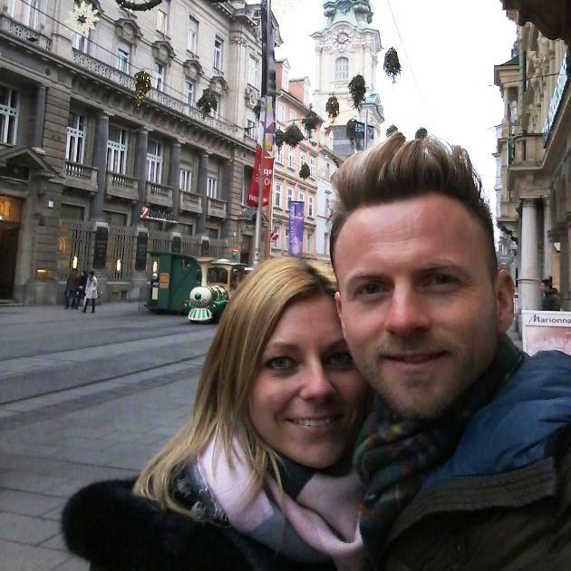 Willi Gabalier und Christiana Gabalier