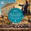 Album vom Neujahrskonzert 2017 der Wiener Philharmoniker