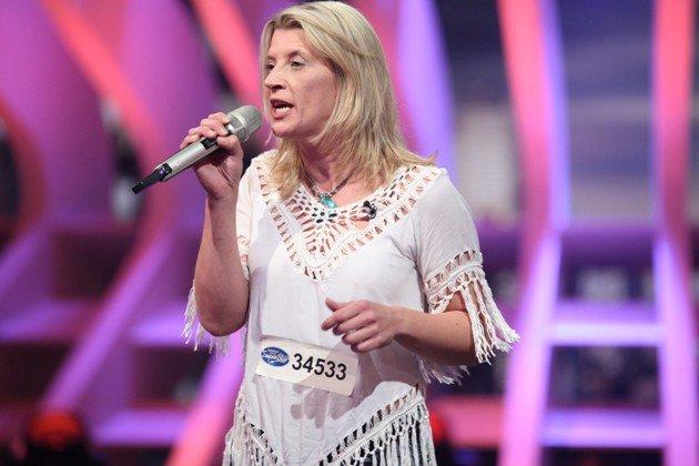 Alexandra-Michaela Brecht - Kandidatin DSDS am 18.1.2017