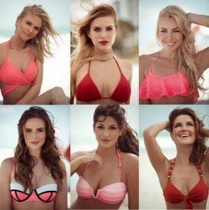 Bachelor 2017 Kandidatinnen im Bikini