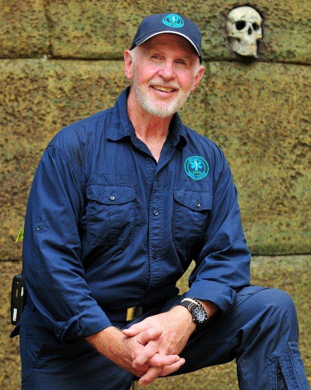 Dschungel-Camp Dr. Bob - bisher in jeder Staffel dabei