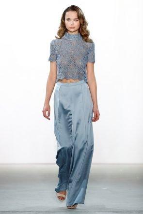 Ewa Herzog Spitze - Mode Winter 2018, Fashion Week Berlin 1-2017