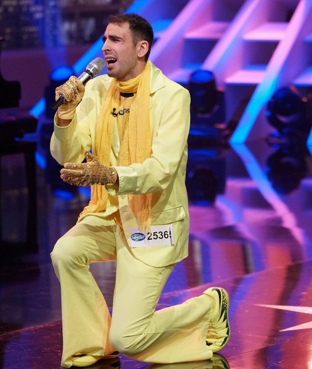 Florian Schumacher alias Yellow Dirk - Kandidat DSDS 14.1.2017