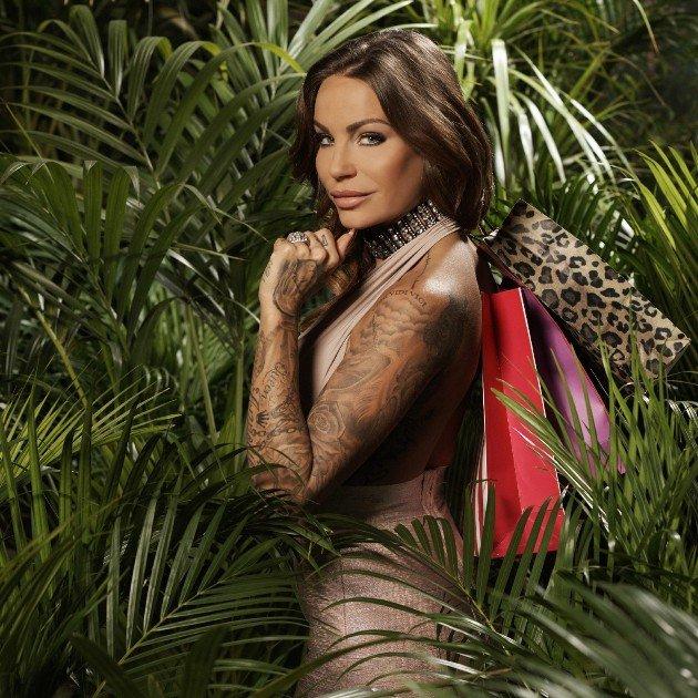 Gina-Lisa Lohfink - Kandidatin Dschungel-Camp 2017