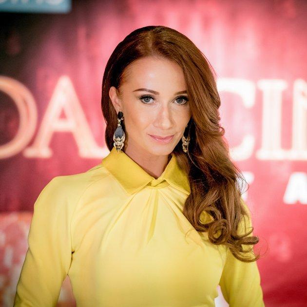 Karina Sarkissova - Dancing Stars 2017 Jury