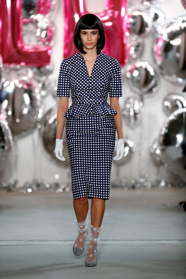 Lena Hoschek Mode Herbst 2017 Winter 2018 Fashion Week Berlin 2017 - 06