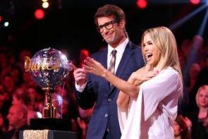 Let's dance 2017 beginnt am 24.2.2017 mit Kennenlern-Show - hie Moderatoren Daniel Hartwich und Sylvie Meis