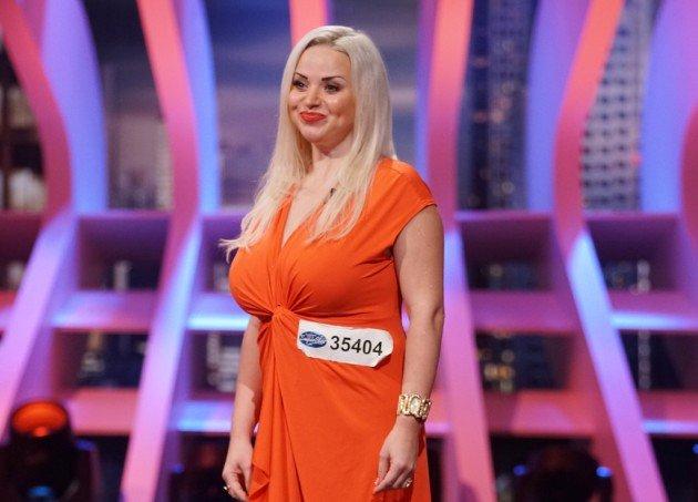 Marianna Vinks - DSDS am 25.1.2017